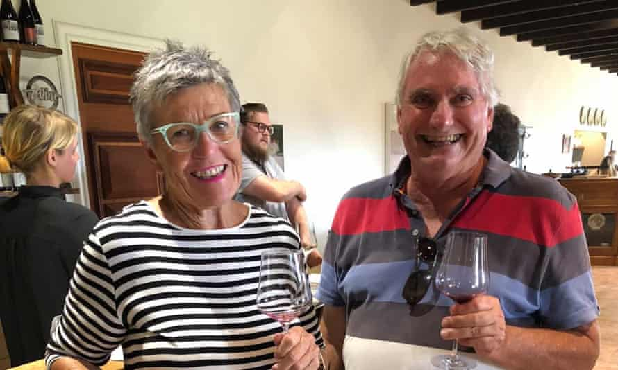 Meg and Bruce Braven have moved to Tasmania in 2020.