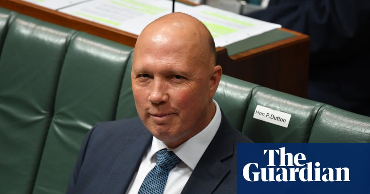 Peter Dutton charged taxpayers $465 for flight on day he was special guest at private event – The Guardian