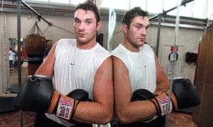 Tyson Fury in 2008.