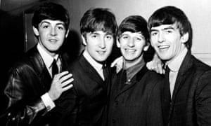 The Beatles pictured in June 1963.