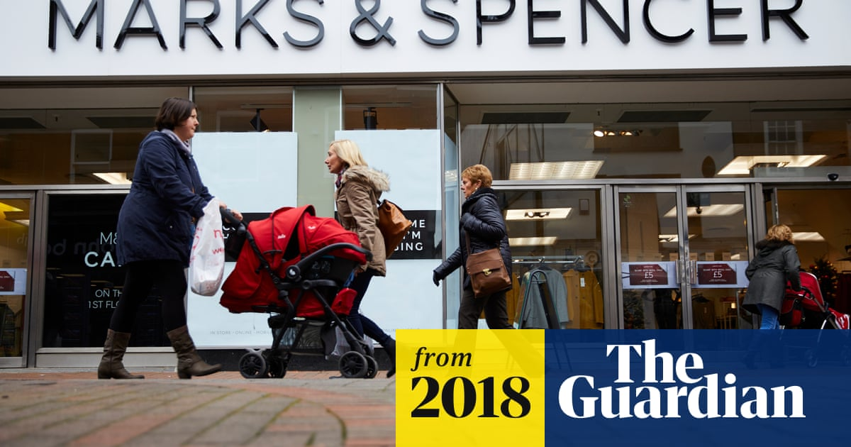 df9081f70f Marks & Spencer to close 100-plus stores by 2022 in 'radical' plan ...