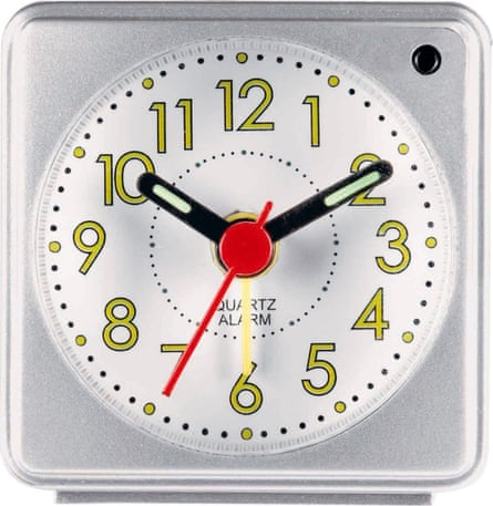 The Constant alarm clock.