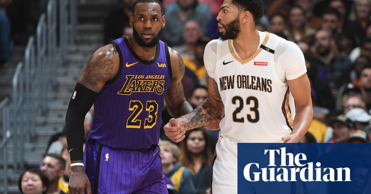online store 4c48a 04b63 Will the LeBron James-Anthony Davis axis turn the Lakers ...