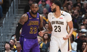 Will The Lebron James Anthony Davis Axis Turn The Lakers