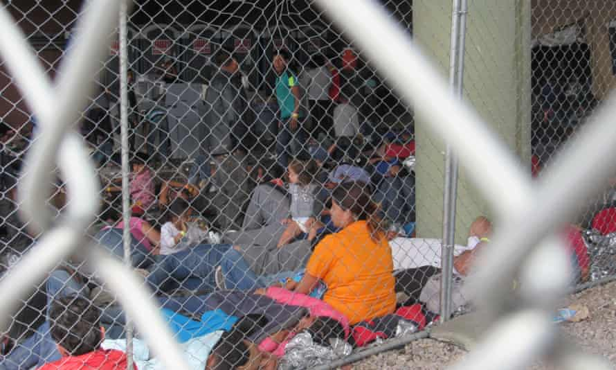 Kevin McAleenan, Customs and Border Protection commissioner, said that the number of people in its custody had risen from 4,000 to 13,000.
