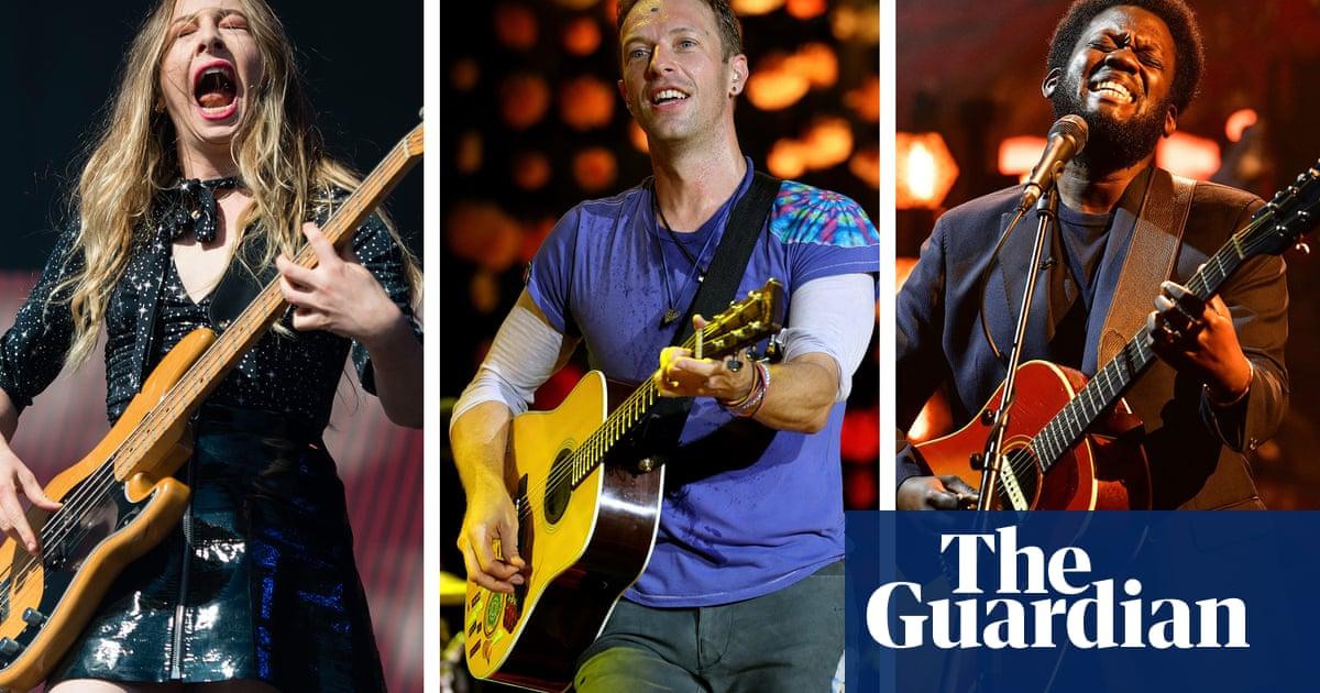 Glastonbury live-stream festival: Coldplay, Michael Kiwanuka and Haim to perform
