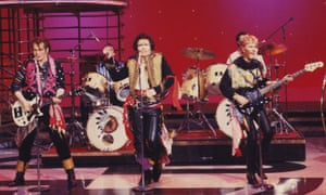 Adam and the Ants … At their peak in 1981.