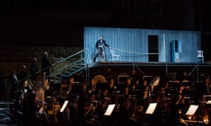 Peter Grimes performance