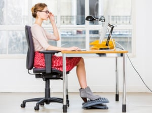 Home Office Ergonomics How To Work From Home Without Breaking Your Back Life And Style The Guardian