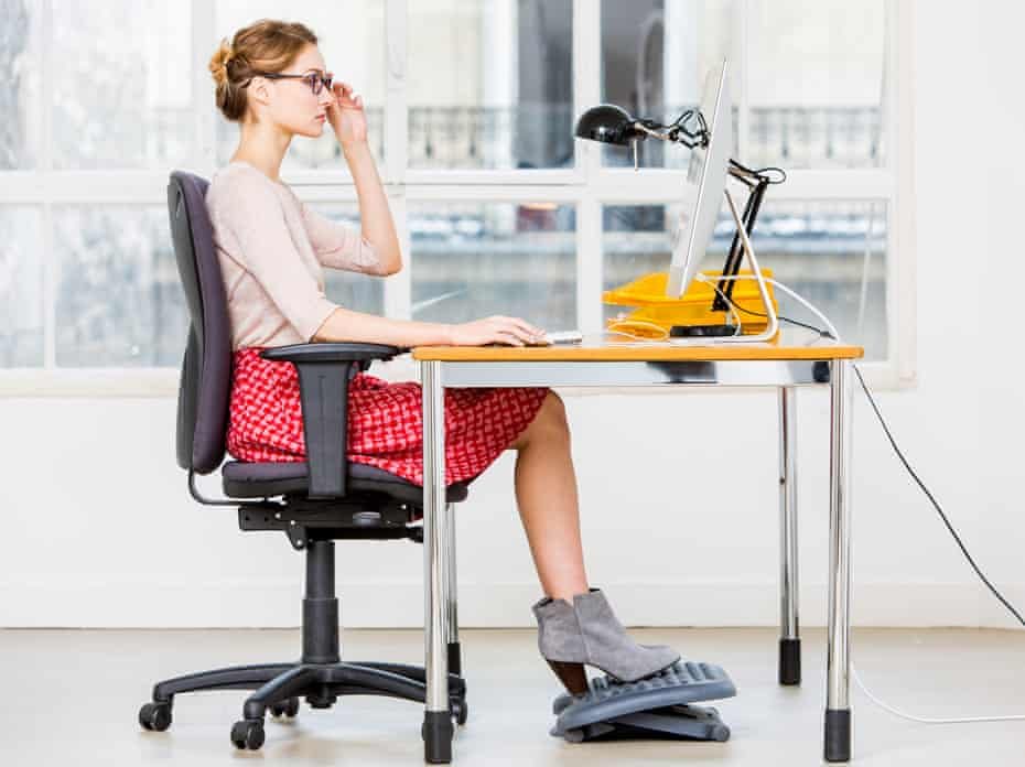 Home Office Ergonomics How To Work From Home Without Breaking Your Back Health Wellbeing The Guardian