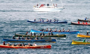 Next year's World Pilot Gig Championships on the Isles of Scilly has been cancelled.