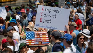 Another Bostonian repurposes the initials of Immigrations and Customs Enforcement, the federal agency at the heart of the separations controversy, to express a common wish among liberals.