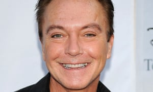 David Cassidy in pictured 2009.