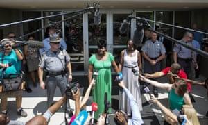 Representatives Of Charleston Shooting Victims Forgive