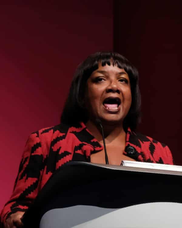 Shadow home secretary Diane Abbott: 'My view is that if we had a second referendum tomorrow, leave would win again.'