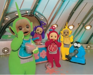 The Teletubbies have different actors inside them now, the Noo-Noo is a different colour, and the episodes are half as long, but the old magic is undeniably still there.