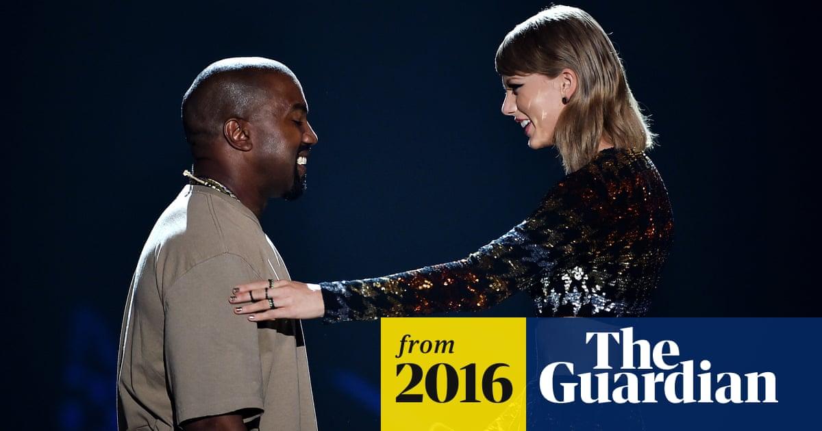 45b9115f Kanye West faces backlash over Taylor Swift lyric attack | Music ...