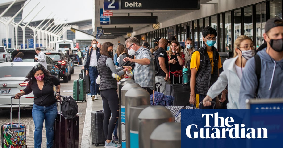 US airline industry rebounds as 2m travel for first time since March 2020
