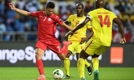 Tunisia make it through but Algeria are out of Africa Cup Of Nations