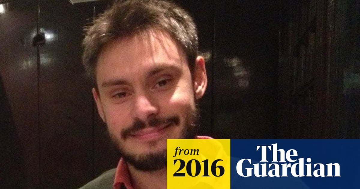 Why was he killed? Brutal death of Italian student in Egypt