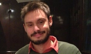 Cambridge PhD student Giulio Regeni