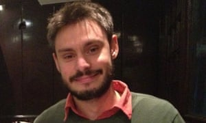 Giulio Regeni went missing in Cairo in 25 January.
