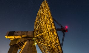 Goonhilly Earth Station, Cornwall