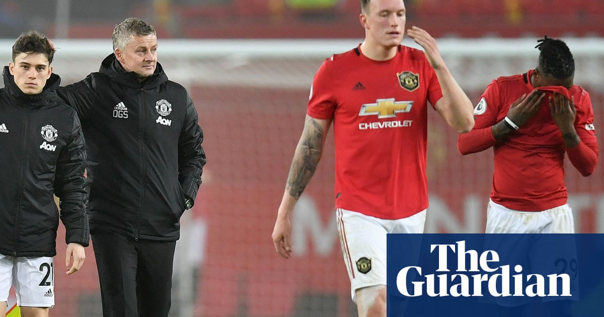 Solskjær understands 'disillusionment' after Manchester United's defeat