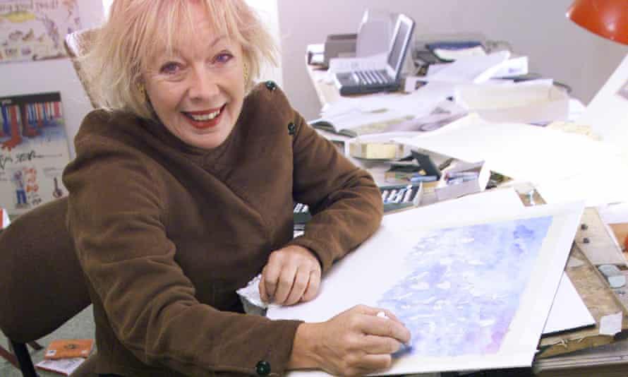 Babette Cole un 2004.