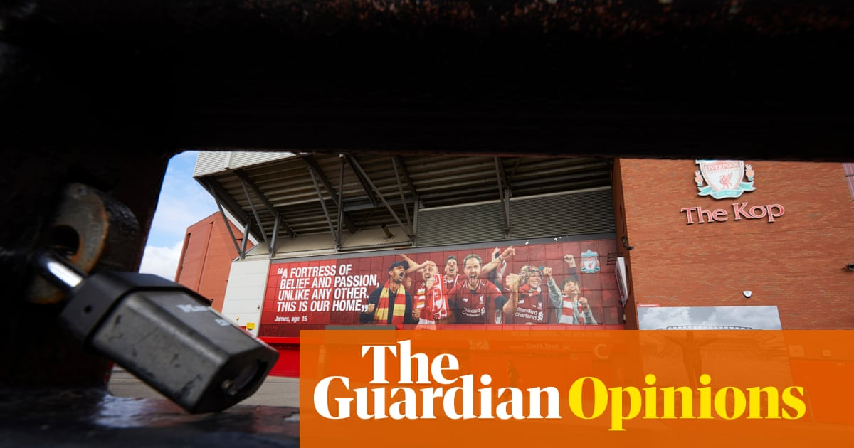 Neutral venue option assumes that football fans are inherently disorderly | Owen West