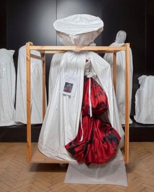 Dress from 'The Horn of Plenty' Autumn/Winter collection Alexander McQueen (1969-2010) 2009