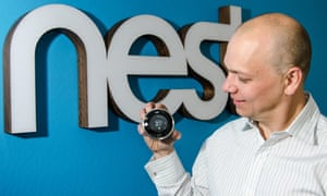 Nest Pew research study online privacy Americans data