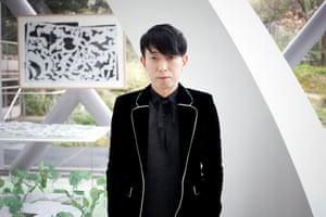 Junya Ishigami at the Fondation Cartier.