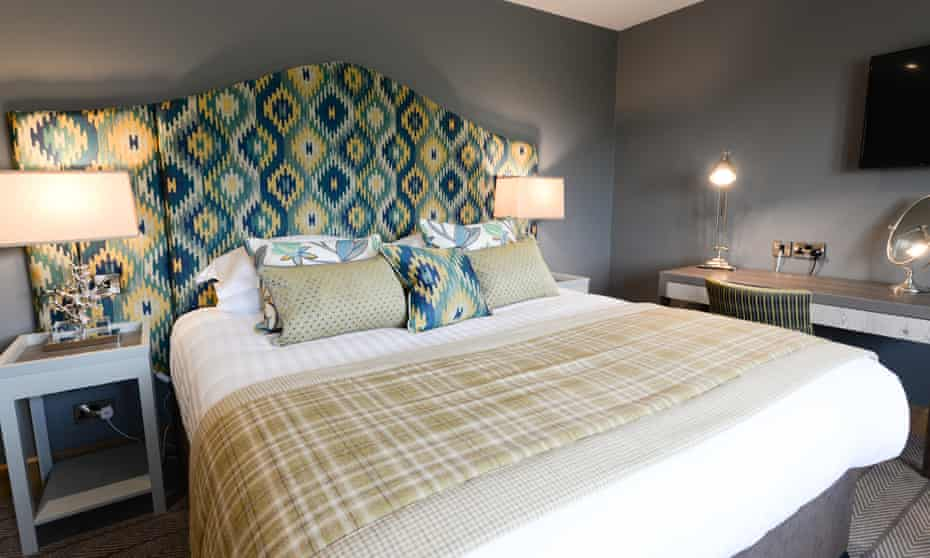 a bedroom at Fence Gate Lodge