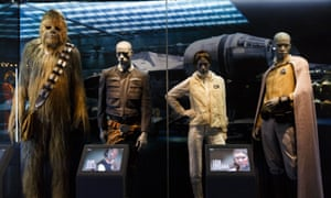 See the original Chewbacca costume among many others.