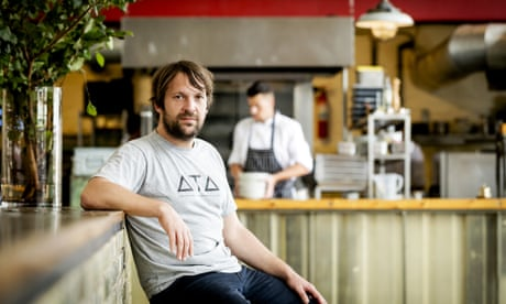 Hold the 18-course dinners: Noma's chef opens up a burger joint