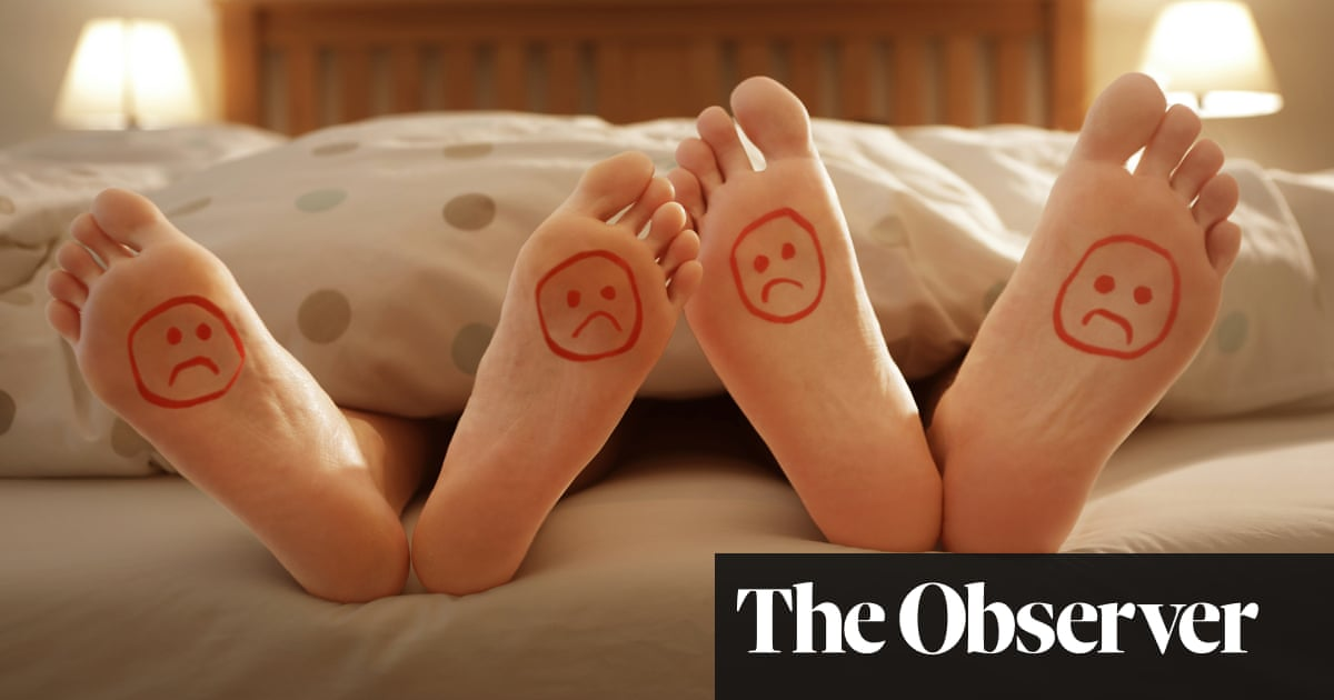 My sex life has dropped off. Is my marriage at risk? - the guardian