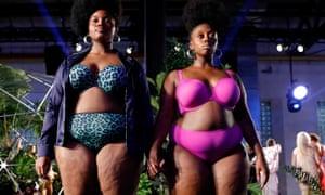 The Savage X Fenty fall/winter 2018 show at New York fashion week.