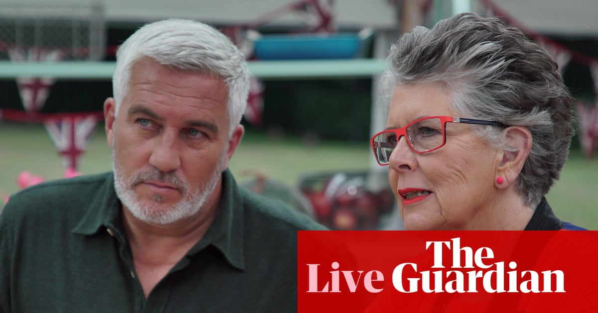 The Great British Bake Off 2020: episode six – live