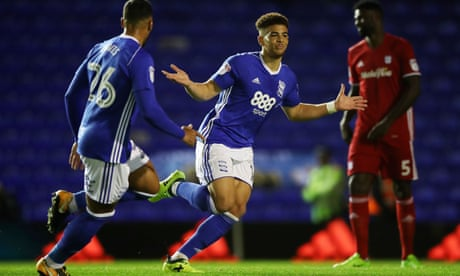 Che Adams gives Steve Cotterill perfect start as Birmingham stun Cardiff