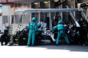Hamilton pits.