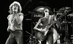 Led Zeppelin in Rotterdam in 1980