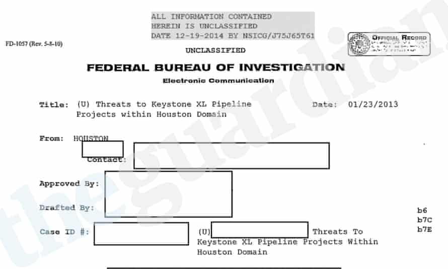 Keystone FBI