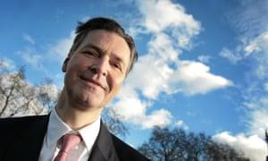John Holland-Kaye, CEO of Heathrow