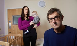 Louis Theroux investigates postpartum psychosis in Mothers on the Edge.