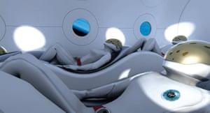 space travel future galactic virgin