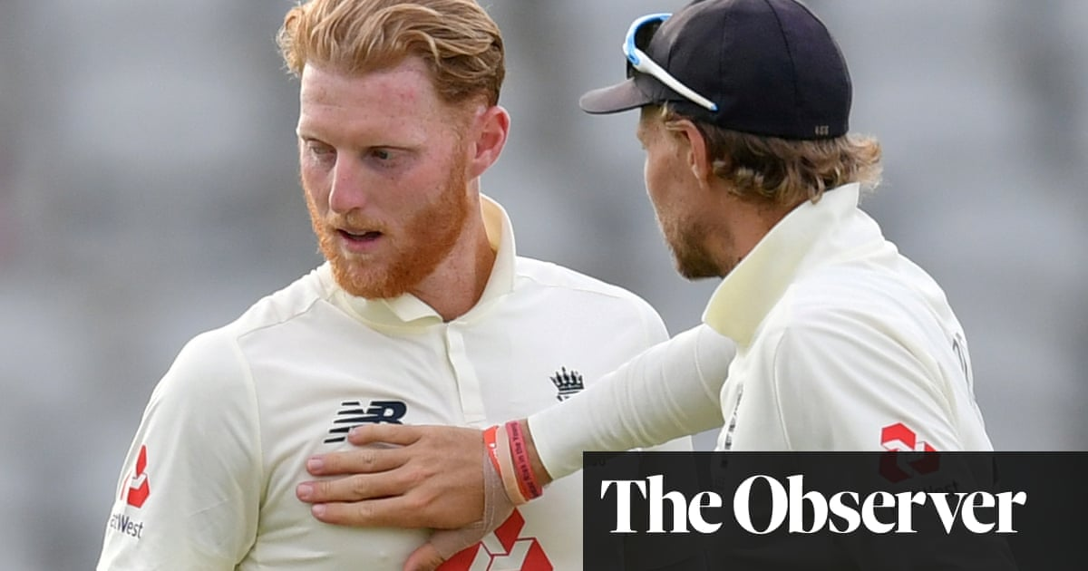 Wounded animal India await England side hurt by loss of Stokes and Woakes