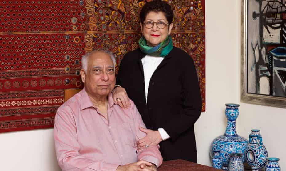 Hasan and Nasreen Askari