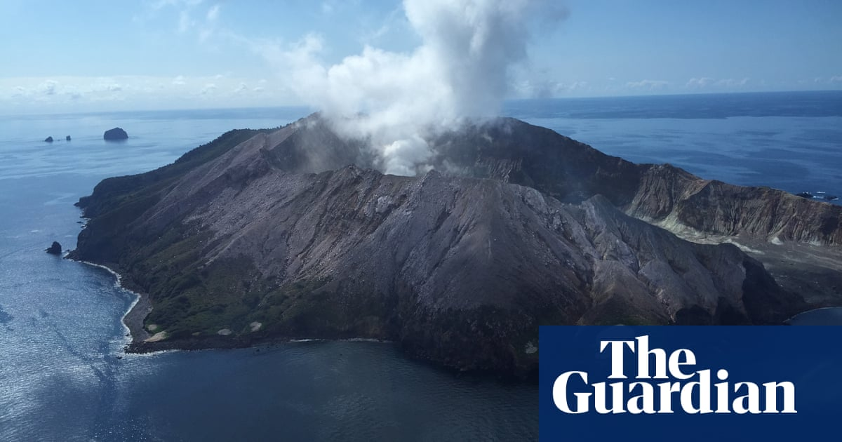 Five people dead and eight missing after New Zealand volcanic eruption
