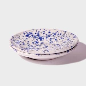 Splatter print ceramic bowl, Not-Another-Bowl, £23.